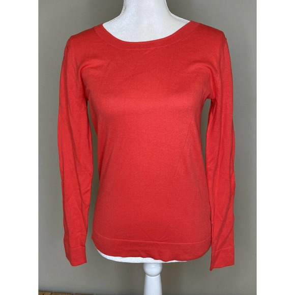 NWT J. CREW Round Neck Pullover Sweater XS